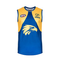West Coast Eagles Youth Supporter Guernsey