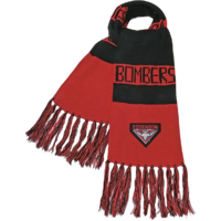 Essendon Bombers Traditional Bar Scarf
