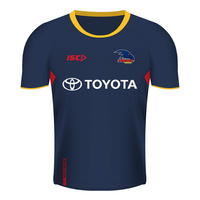 Adelaide Crows 2018 Adults Navy Training Tee