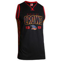 Adelaide Crows Youth Basketball Jersey