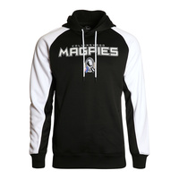 Collingwood Magpies Adults Ultra Hood - W17