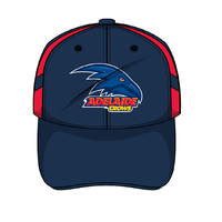 Adelaide Crows Premium Embroidered Cap - S17