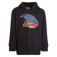 Adelaide Crows Youth Logo Hood - W18