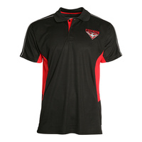 Essendon Bombers Men's Premium Polo - S19