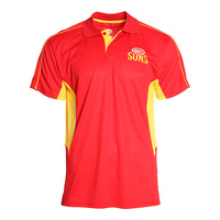Gold Coast Suns Men's Premium Polo - S19