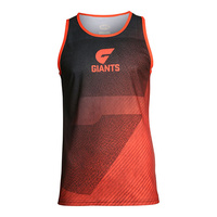 GWS Giants Adult Training Singlet - S19