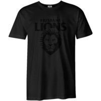 Brisbane Lions Mens Stealth Tee