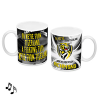 Richmond Musical Mug