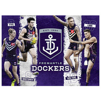 FREMANTLE DOCKERS 4-PLAYER PUZZLE