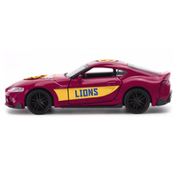 BRISBANE LIONS DIE-CAST CAR