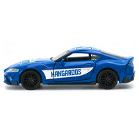 NORTH MELBOURNE DIE-CAST CAR