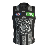 Collingwood Magpies Adults 2019 Indigenous Guernsey
