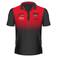 Essendon Bombers 2019 Mens Alternate Performance Polo