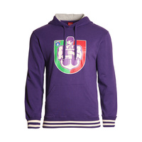 Fremantle Dockers Retro Pullover Hood - W17