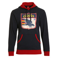 Adelaide Crows Retro Pullover Hood - W18