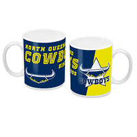North Queensland Cowboys Ceramic Mug - Logo