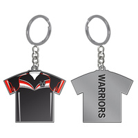 Auckland Warriors Jersey Keyring