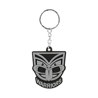 Auckland Warriors Rubber Logo Keyring