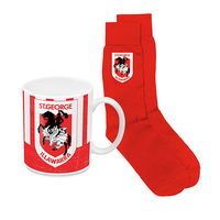 DRAGONS HERITAGE MUG AND SOCK PACK