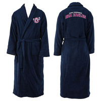 SEA EAGLES MENS LONG SLEEVE ROBE