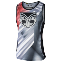 Auckland Warriors Mens Training Singlet - W17