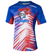 Newcastle Knights Mens Training Tee - W17