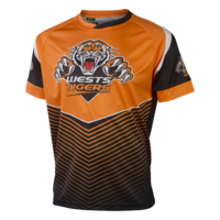 Wests Tigers Youth Sublimated Tee - S17