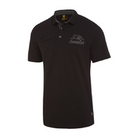 Penrith Panthers Mens Knitted Polo - S18