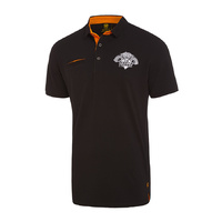 Wests Tigers Mens Knitted Polo - S18