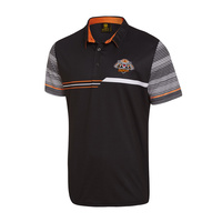Wests Tigers Mens Sublimated Polo - S18