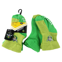 Canberra Raiders Infant Non Slip Socks - 2 Pack