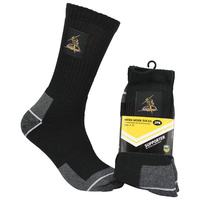 Melbourne Storm Work Socks - 2 Pack