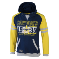 North Queensland Cowboys Mens Fleece Hood - W17