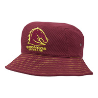 Brisbane Broncos Bucket Hat - W18