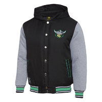 Canberra Raiders 2018 Mens Varsity Jacket - W18
