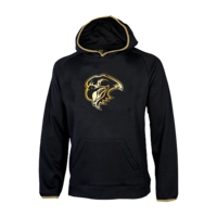 Manly Sea Eagles Mens 'Gold Edition' Fleece Hood - W17