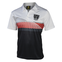 Auckland Warriors Mens Polyester Polo - W17