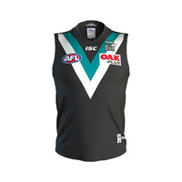 Port Adelaide Power 2019 Adults Home Guernsey