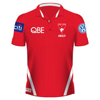 Sydney Swans 2019 Mens Media Polo