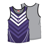 Fremantle Dockers Youth Training Singlet