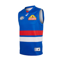 Western Bulldogs 2017 Adults Home Guernsey