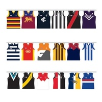 All Team AFL Party Bunting