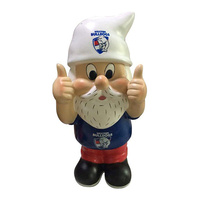 Western Bulldogs AFL 'Thumbs Up' Gnome