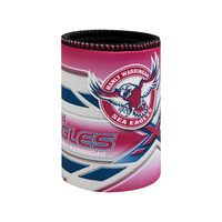Manly Sea Eagles Can Cooler - Club Logo