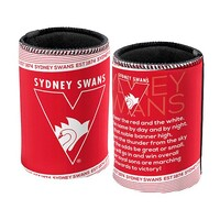 Sydney Swans Can Cooler - Club Song