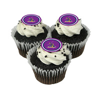 Melbourne Storm Cupcake Icing
