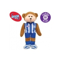 North Melbourne Kangaroos Cuddly Kids Bear