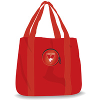 Sydney Swans Fold Away Tote Bag