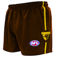 Hawthorn Hawks Football Shorts - Youth