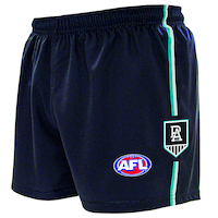 Port Adelaide Power Football Shorts - Youth